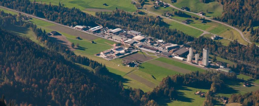 Burgholz: un QEP sur un site industriel préexistant