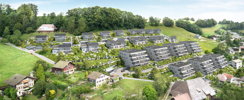 Energiequartier «Hohlen» Huttwil